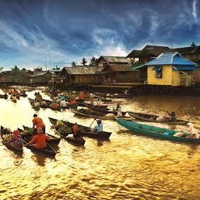 .: Rush :. by Faizal Fahmi - Transportation Boats