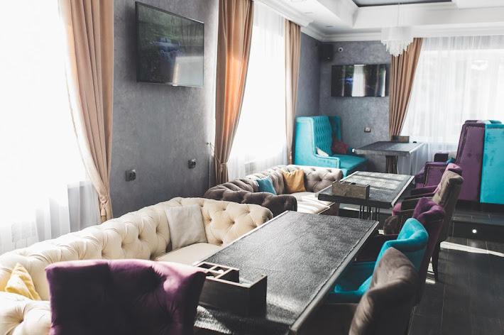 Фото №2 зала Рестотель OSCAR