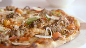 Black Sesame Scones and Bulgogi Pizza thumbnail