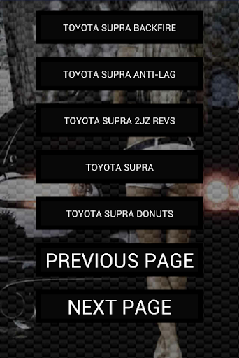 玩免費遊戲APP|下載Engine sounds of Supra app不用錢|硬是要APP