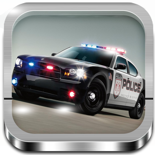 Police Car Parking Game 3D