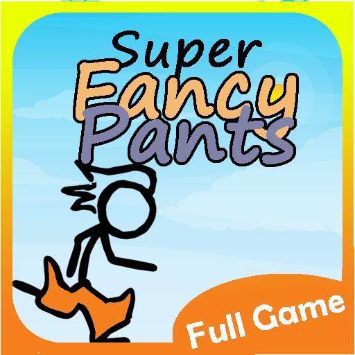 Fancy Super Pants
