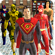Grand Superheroes League: Clash of Justice