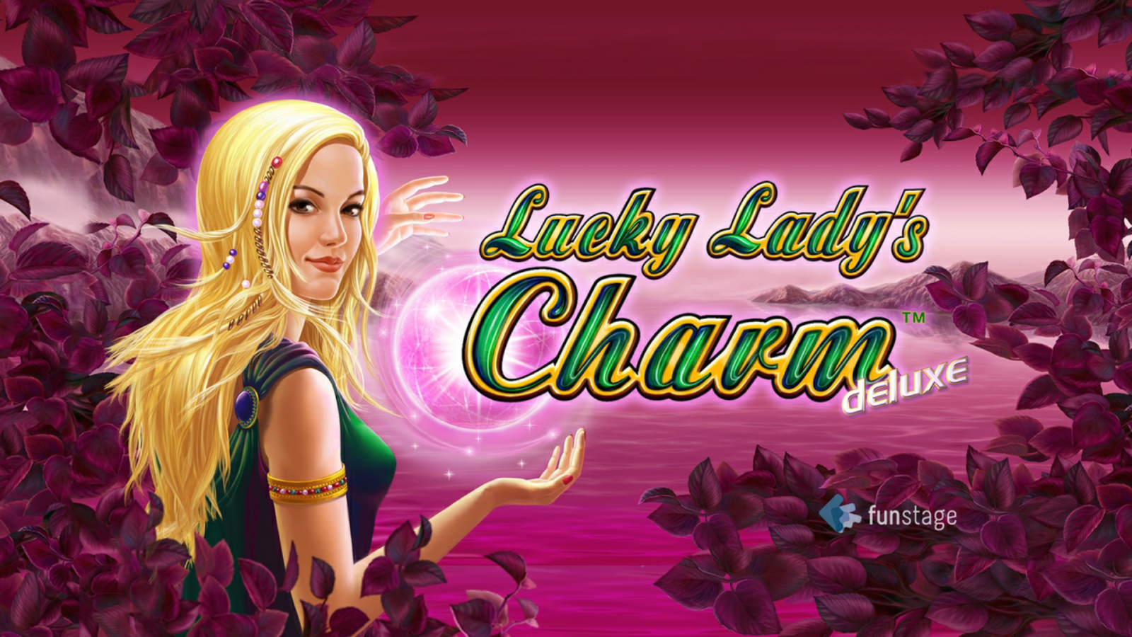 lucky lady charm slot machine