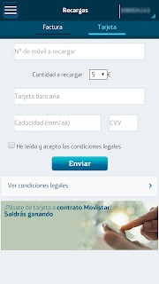 Mi Movistar screenshot 04