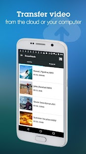 DivX Mobile- screenshot thumbnail