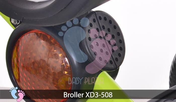 Xe đạp ba bánh cho bé Broller XD3-508 12
