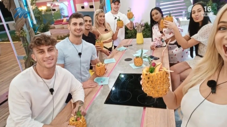 The cast of 'Love Island SA'.