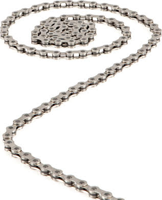 SRAM PC-991 9-Speed Silver Chain with Powerlink alternate image 1