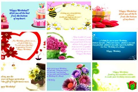 Free birthday cards android apps on google play free birthday cards screenshot thumbnail bookmarktalkfo Images