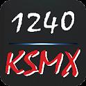 1240 KSMX icon
