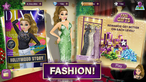 Hollywood Story: Fashion Star 9.4.1 screenshots 5
