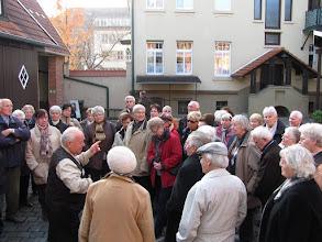 Photo: Führung durch die Nordhäuser Brennerei