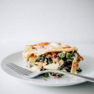 Summer Vegetable Lasagna