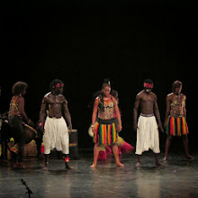 Photo: Performance at the French Institute