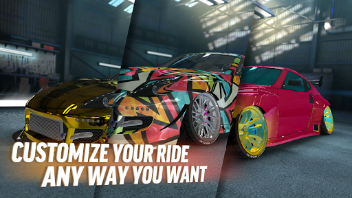 Drift Max Pro - Car Drifting Game with Racing Cars  screenshots 5