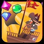 Pirates! - the match 3 Icon