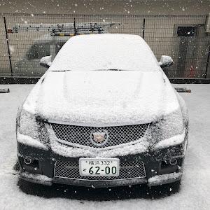 CTS セダン  cts-vのカスタム事例画像 kazuさんの2020年03月30日10:21の投稿