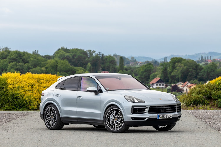 First Drive 2019 Porsche Cayenne Coupe Is Made For Keen Drivers