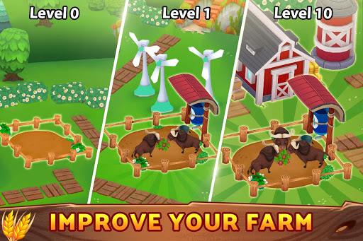 Harveston - Island in the Sky: The Farm Simulator screenshots 3