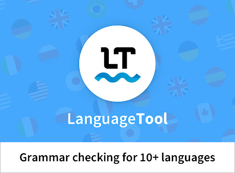 Grammar and Spell Checker — LanguageTool