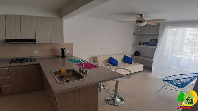 Apartamentos en Girardot