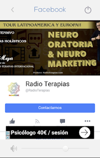 RADIO TERAPIAS ESPAÑA- screenshot thumbnail