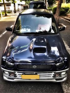 アルトワークス HB21S RS/Z H10 MT5 4WDのカスタム事例画像 リヴァイさんの2018年07月15日12:59の投稿