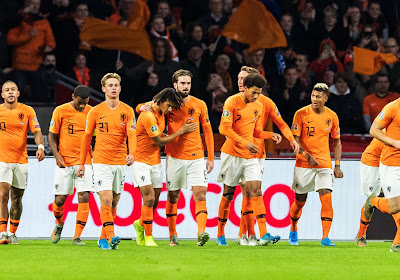 Qualifications : carton des Pays-Bas; le Portugal écarte le Luxembourg; doublé de 'Mitrogoal'; la Turquie laisse filer deux points