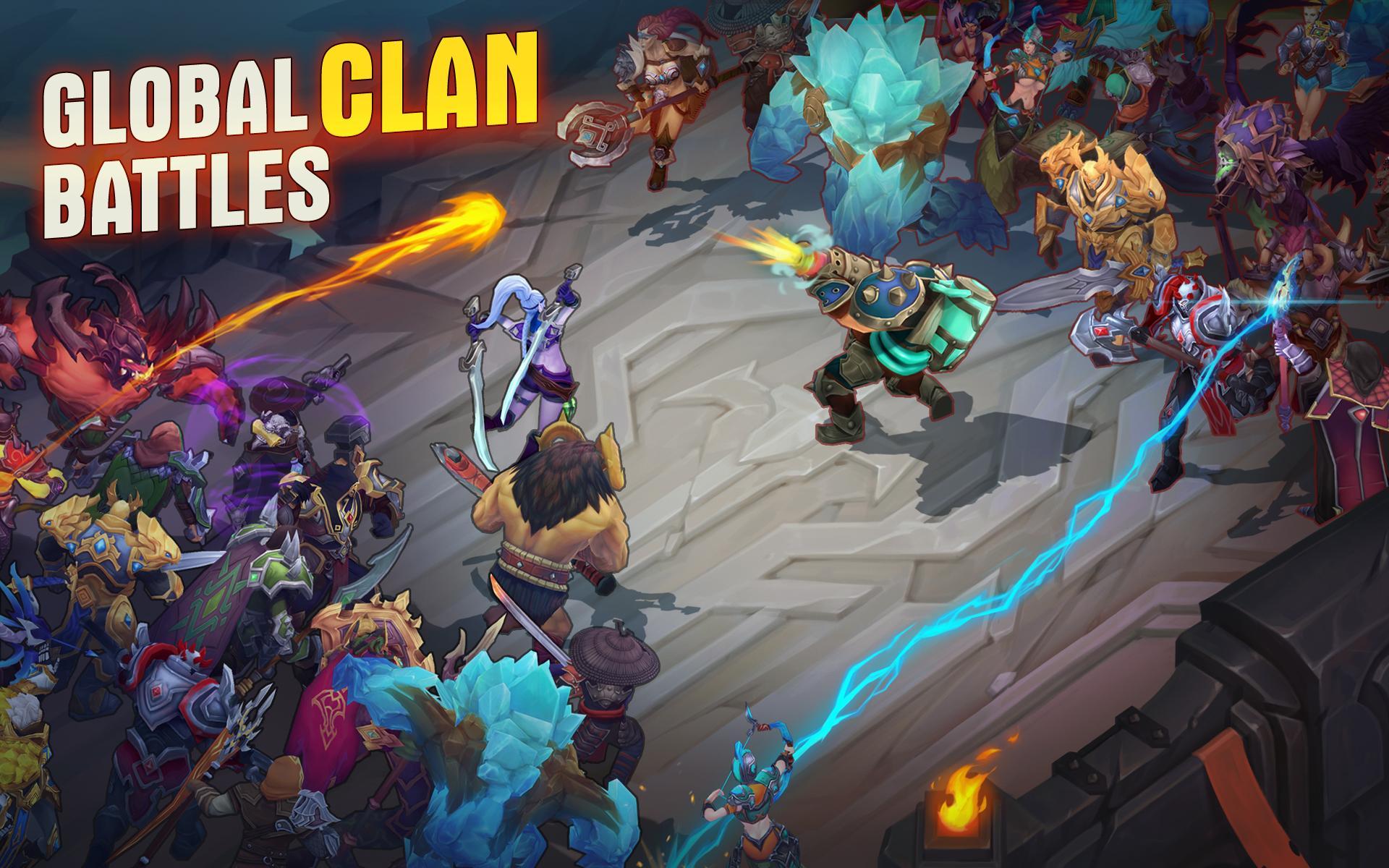 Juggernaut Wars – Arena Heroes screenshot #10