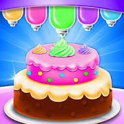 Ice Cream Cake Maker: Dessert Chef