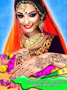 Indian Super Stylist Salon Wedding Screenshot Thumbnail