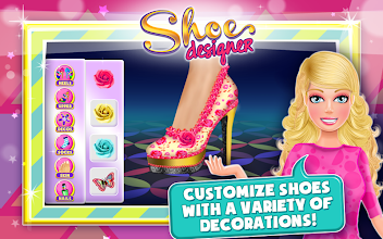 Shoe Maker-High Heel Designer screenshot thumbnail