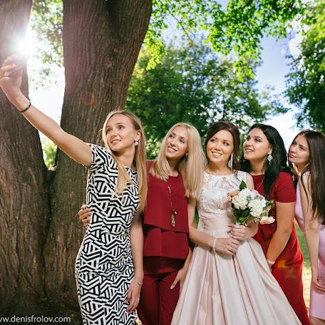 Свадебный фотограф Денис Фролов (DenisFrolov). Фотография от 29.09.2017