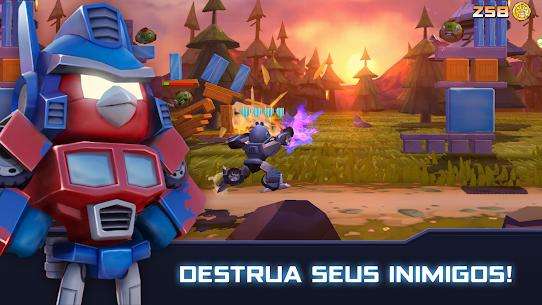Angry Birds Transformers Apk Mod Dinheiro Infinito 6