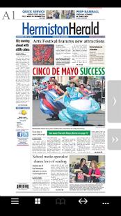 Hermiston Herald e-Edition - screenshot thumbnail