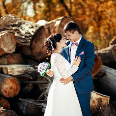 Wedding photographer Yuriy Tublicev (fotografNP). Photo of 02.10.2015