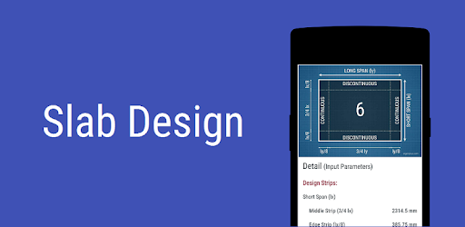 RCC Slab Design - Civil Engineering - Apps on Google Play