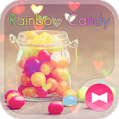 Rainbow Candy +HOME Theme