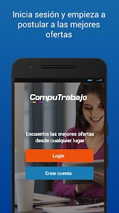 CompuTrabajo Ofertas de Empleo - náhled