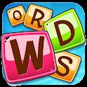 Words game - Find hidden words icon