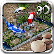 App Free Koi Fish 3D Theme With Animation APK for Windows Phone