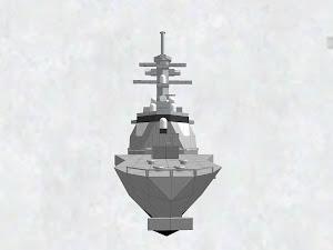 Aegis destroyer