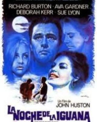La noche de la iguana (1964, John Huston)