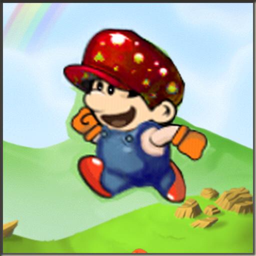 スーパーマリオブラザーズ 冒險 App LOGO-APP開箱王