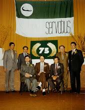 Photo: Ijsclub Servatius 75 Jaar