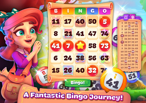 Huuuge Bingo Story - Best Live Bingo 1.10.0.5 screenshots 9