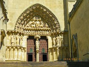 Photo: Cathédrale Santa Maria - Puerta de la Pellejeria