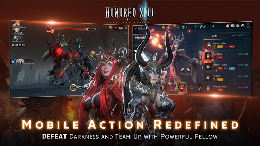 Hundred Soul : The Last Savior 0.15.0 screenshots 3