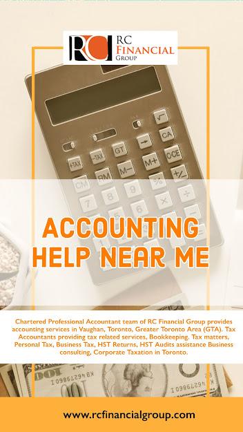 Accounting Help near me